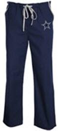 Dallas Cowboys NFL Scrub Pants