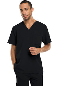 Dickies Xtreme Stretch : V Neck Scrub Top For Men*