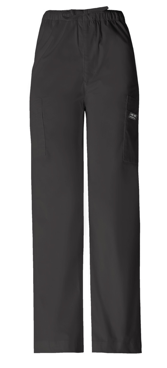 3538c09aa07 Home · Men's Scrubs; Core Stretch : Drawstring Cargo Scrub Pants For Men  4243*. Image 1