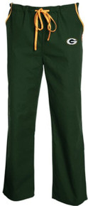 Green Bay Packers Scrub Pants