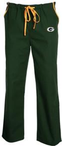Green Bay Packers Scrub Pants