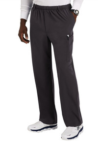 Jockey Men's 2305 7 Pocket Stretch Zip Fly Scrub Pant*