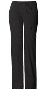 Cherokee LUXE : Jr Fit Low Rise Drawstring Cargo Scrub Pants For Women*