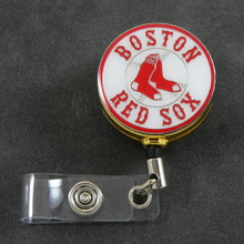 Boston Red Sox Retractable Badge Reel