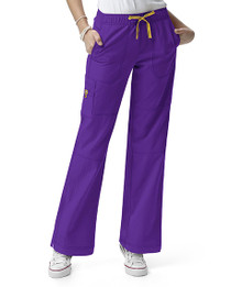 WonderWink Four-Streth : Sporty Cargo Scrub Pants For Women*