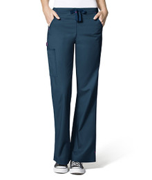 WonderWink WonderFLEX : Grace Flare Leg Cargo Scrub Pants For Women*