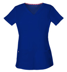 Heartsoul Break On Through : V Neck Scrub Top For Women*