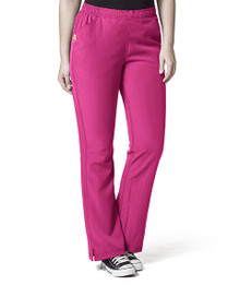 WonderWink PLUS : Flare Leg Scrub Pants For Women 5205*