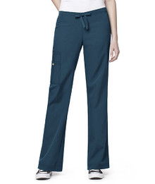 WonderWink Four-Stretch : Cargo Drawstring Scrub Pant For Women*