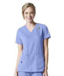 5d7cac8ff3d Women's Scrubs - Scrub Tops - Shop by Color - Chocolate / Brown ...