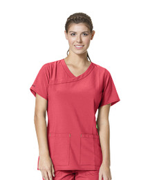 Carhartt Cross-Flex : Multi Pocket Scrub Top for Women*