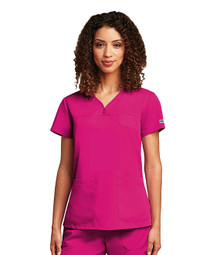 Grey's Anatomy : 3 Pocket V Neck Scrub Top for Women*