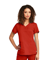 Grey's Anatomy :  Classic V Neck Scrub Top for Women*