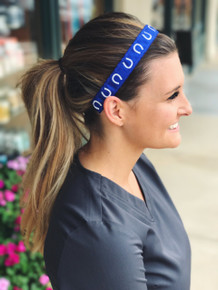 Royal Horseshoe Headband