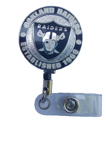 Oakland Raiders Badge Reel