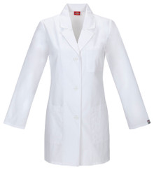 "Dickies 32"" Lab Coat For Women"