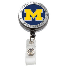 University of Michigan Licensed Badge Reel