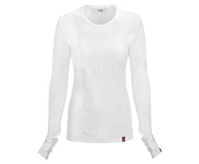 WOMENS : Antimicrobial Protection Long Sleeve Layering Tee*