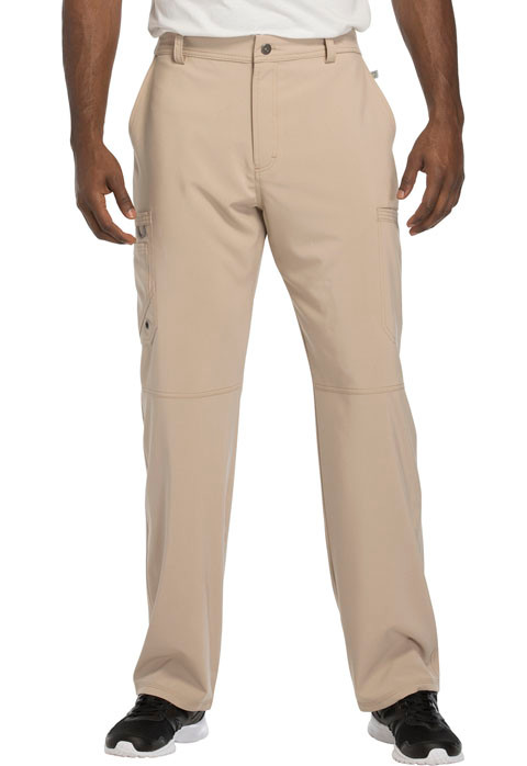 Infinity for MEN : Antimicrobial Protection Fly Front Athletic Scrub Pants  for Men*