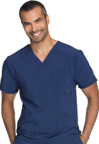 Infinity for MEN : Antimicrobial Protection Scrub Top for Men*