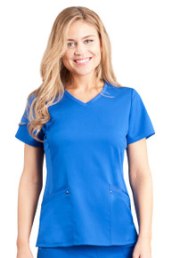 Healing Hands Yoga Juliet Scrub Top for Women*