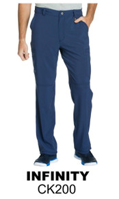 MEN : Athletic Antimicrobial Protection Cargo Scrub Pants