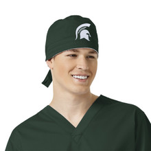 Michigan State Spartans Scrub Cap for Men*