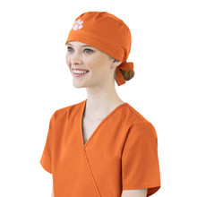 Clemson Tigers Scrub Cap for Women*