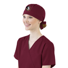 Florida State Seminoles Scrub Cap for Women*