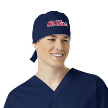 Ole Miss Scrub Cap for Men