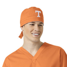 Tennessee Volunteers Orange Scrub Cap for Men