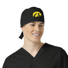 University of Iowa Hawkeyes Scrub Cap for Men*