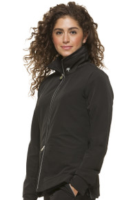 HH360° by Healing Hands Women's Carrie Zip Front Scrub Jacket*