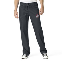Ohio State Buckeye's Men's Cargo Scrub Pants*