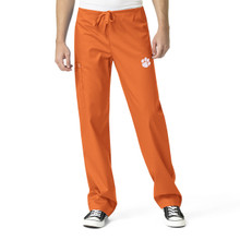 Clemson Tigers  Men's Cargo Scrub Pants*
