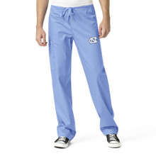 University of North Carolina Tar Heels Men's Cargo Scrub Pants