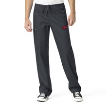 University of Arkansas- Razorbacks Men's Cargo Scrub Pants*