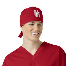 University of Houston Cougars Scrub Cap for Men