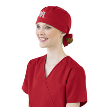 University of Houston Cougars Scrub Cap for Women