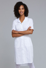 Cherokee Professionals Button Front Nursing Scrub Dress*