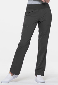 Elle : Women's Mid Rise Straight Leg Pull-on Pant*