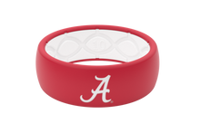 Alabama Silicone Ring for Men