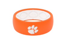 Clemson Silicone Ring for Men