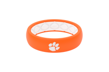 Clemson University Silicone Ring for Women