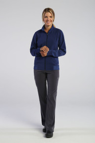Elevate by IRG : Women's zip front jacket*