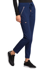 Statement - Mid Rise Straight Leg Drawstring Scrub Pant for Women*