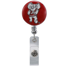 University of Alabama Retractable Badge Reel - Licensed University of Alabama Badge Reel