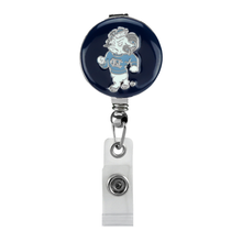 University of North Carolina Retractable Badge Reel - Licensed North Carolina Badge Reel