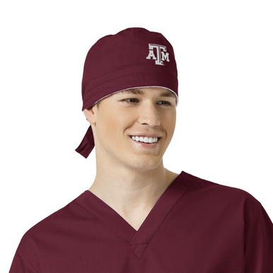 Texas A&M Scrub Cap for Men
