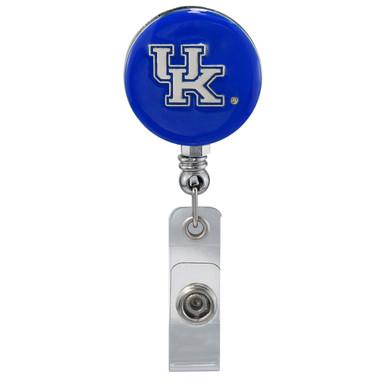 Kentucky Wildcats Retractable Badge Reel